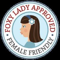 FOXY Lady Approved logo