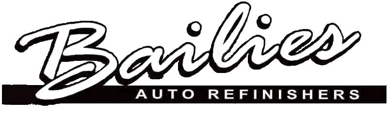 Bailies Auto Refinishers Logo